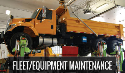 Fleet and Equipment Maintenance