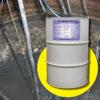 RHOMA-LIFT 55-Gallon Drum